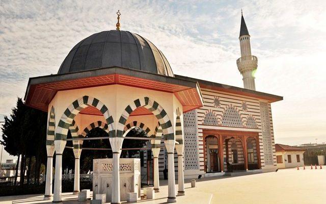 Atatürk Havalimanı Camii