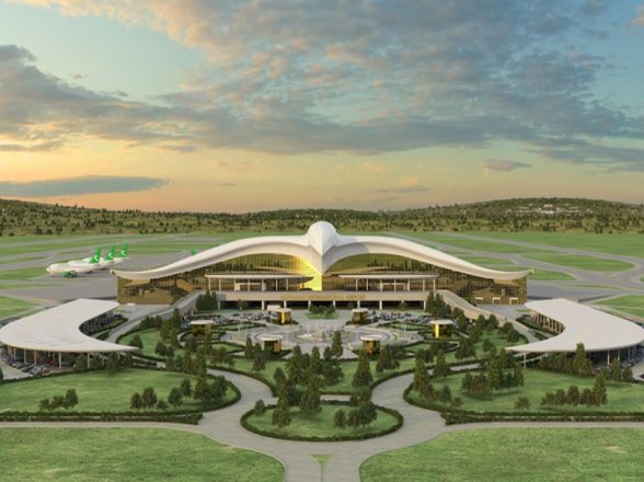 Ashgabat International Airport