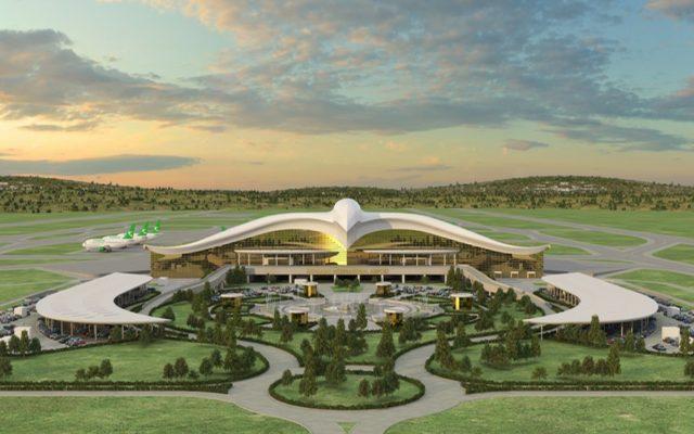 Aşkabat Havalimanı