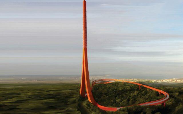Çanakkale Anten Kulesi