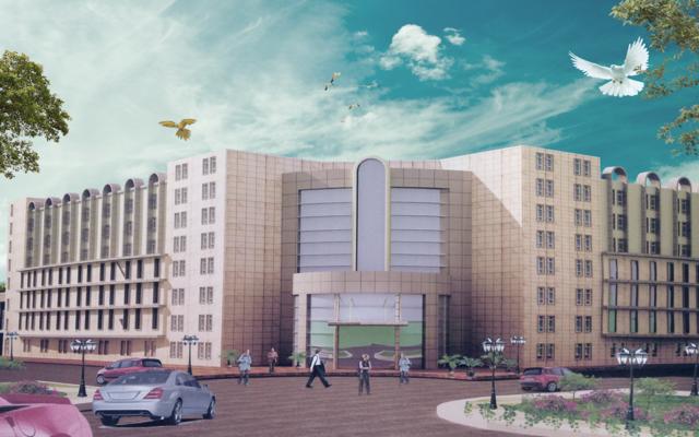 Erbil Hastanesi