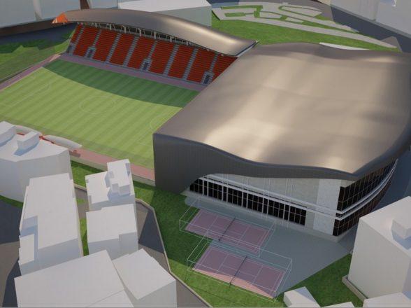 Gungoren Sport Complex