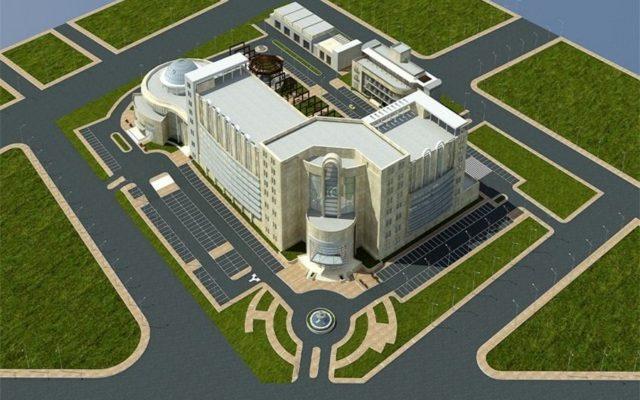Erbil General Hospital