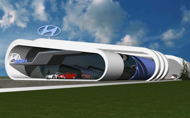 Hyundai Ontur Plaza