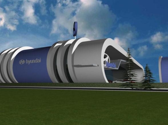 Hyundai Öntur Plaza