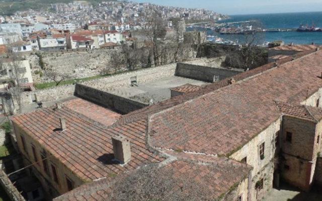 Tarihi Sinop Cezaevi Müzesi
