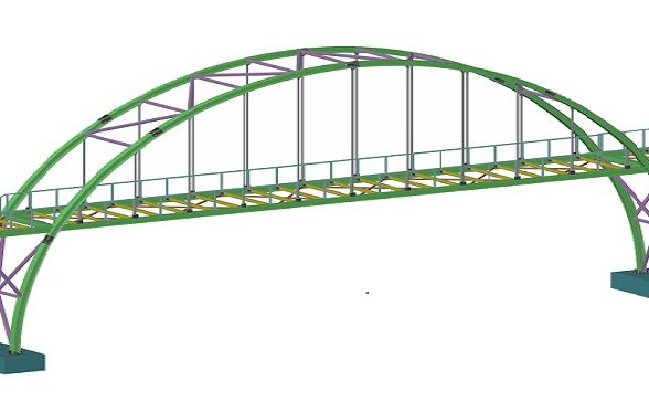 Overpass Structural Design And Static Calculations