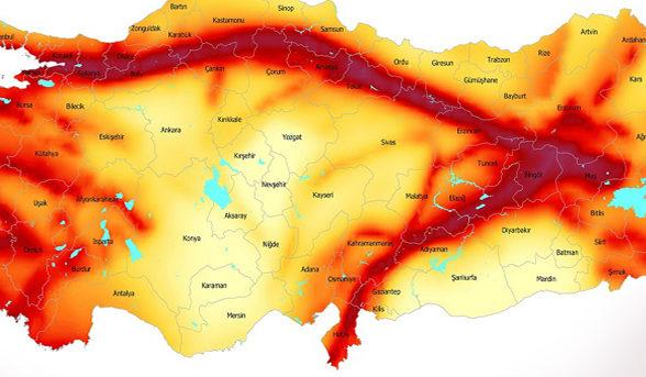 Deprem Risk Analiz Tespiti Nedir?