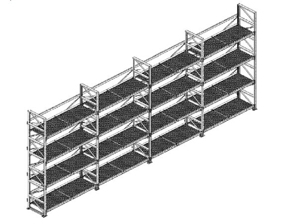 Mercedes Benz Shelf Systems