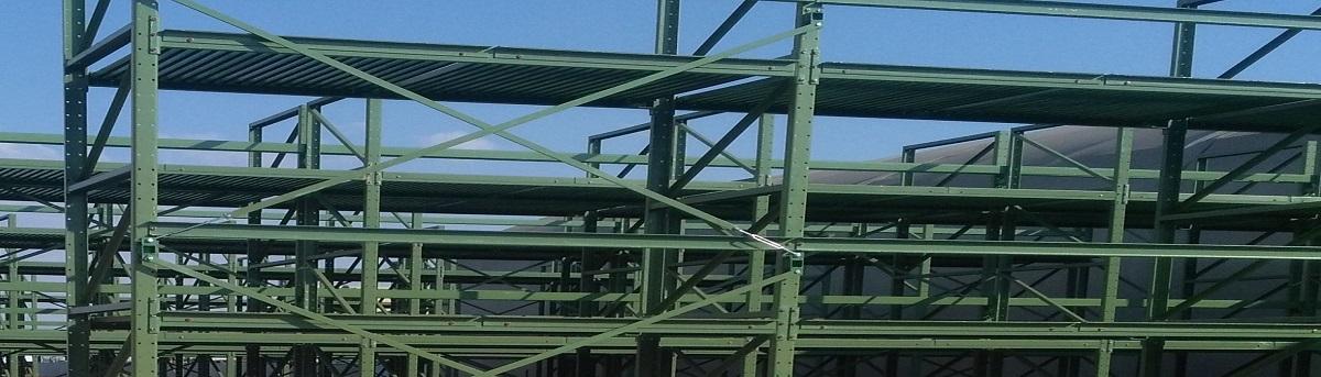 Endüstriyel Raf Sistemleri Statik Hesaplama