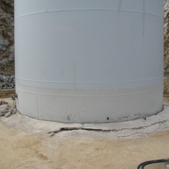 Wind Turbine Structural Strengthening