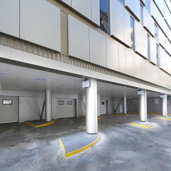 Izmir Metropolitan Municipality Fully Automated Parking Project