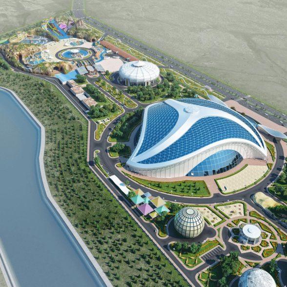 Turkmenistan Aqua Park Project