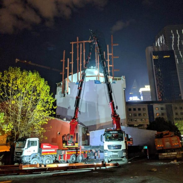 Levent Hotel Empowerment Project