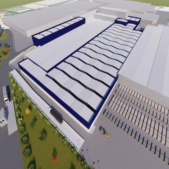 Eczacıbaşı Vitra Tile Production Facility
