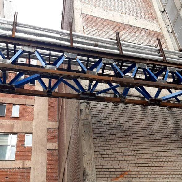 Pipe Bridge for ÇATES