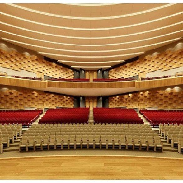 Auditorium Catwalk