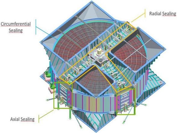 İSKEN Hava Ön Isıtıcı Ünitesi Rotor Sonlu Eleman Analizi Ve Güçlendirme