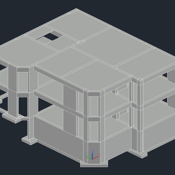 Villa Güçlendirme Projesi
